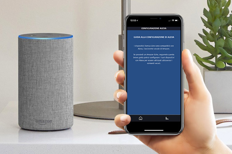 Smart Homes: Intelligent voice assistants combined with home automation