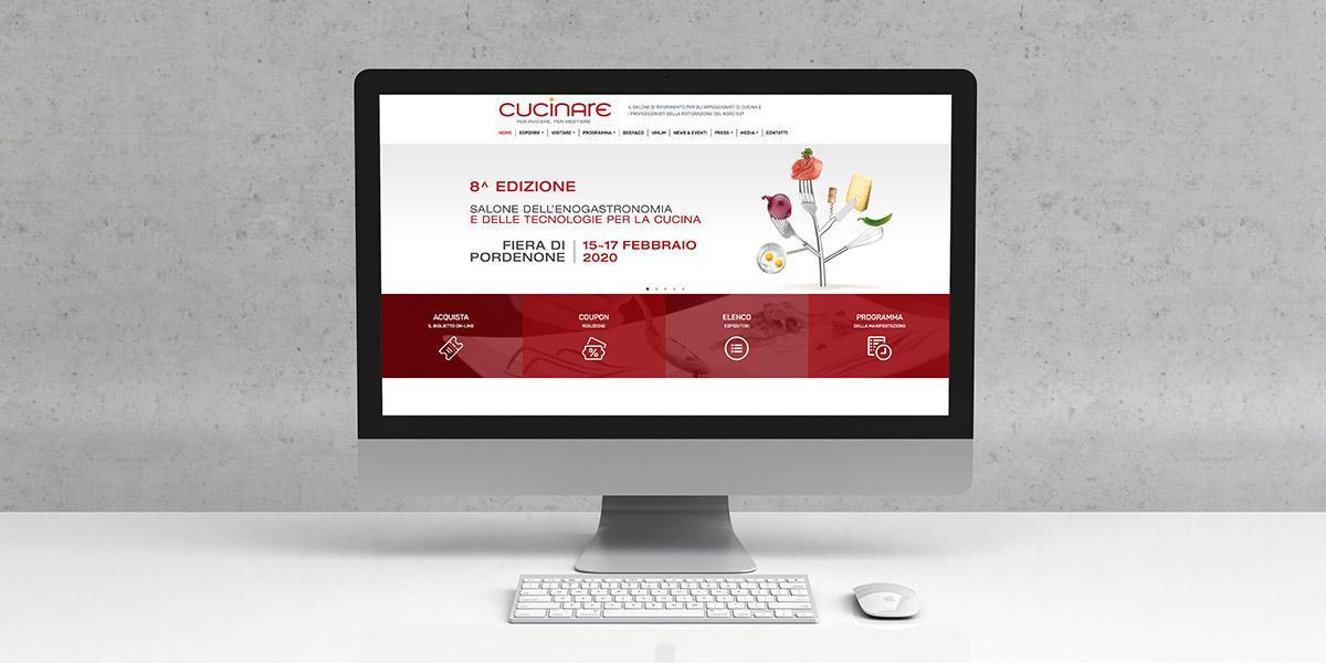 Cucinare, il Salone dell'enogastronomia e delle tecnologie per la cucina a Pordenone
