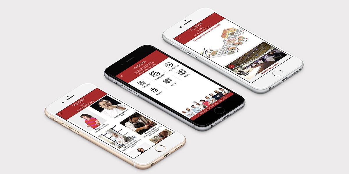 app mobile Cucinare 2020