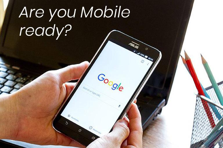 Mobile First Index: Google changes indexing rules