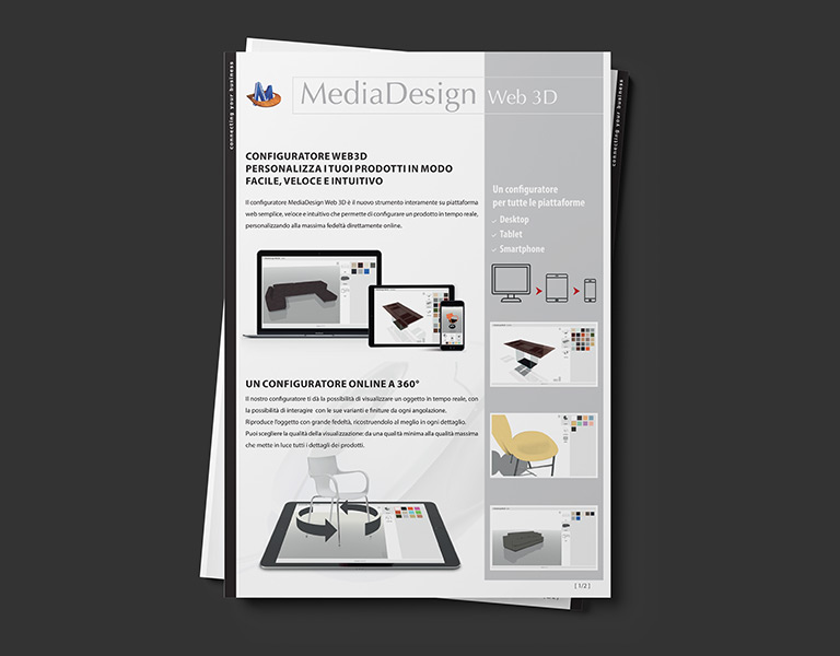 Mediadesign Web 3D