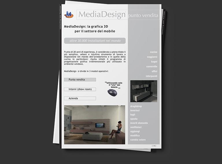 Mediadesign punto vendita