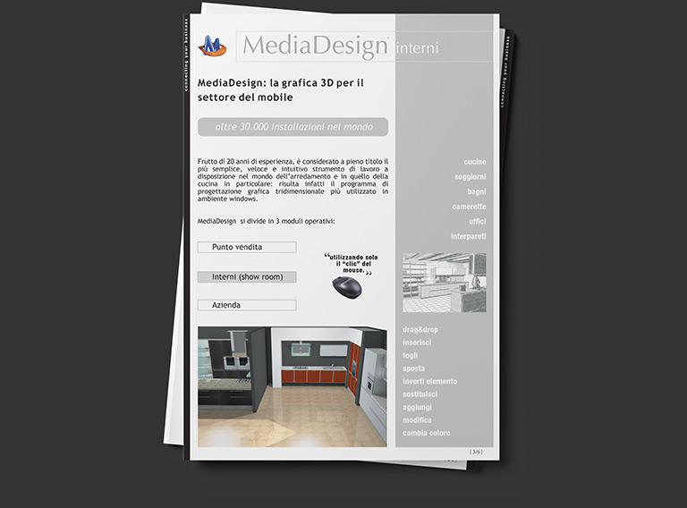 Mediadesign interni