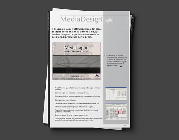 Mediadesign taglio