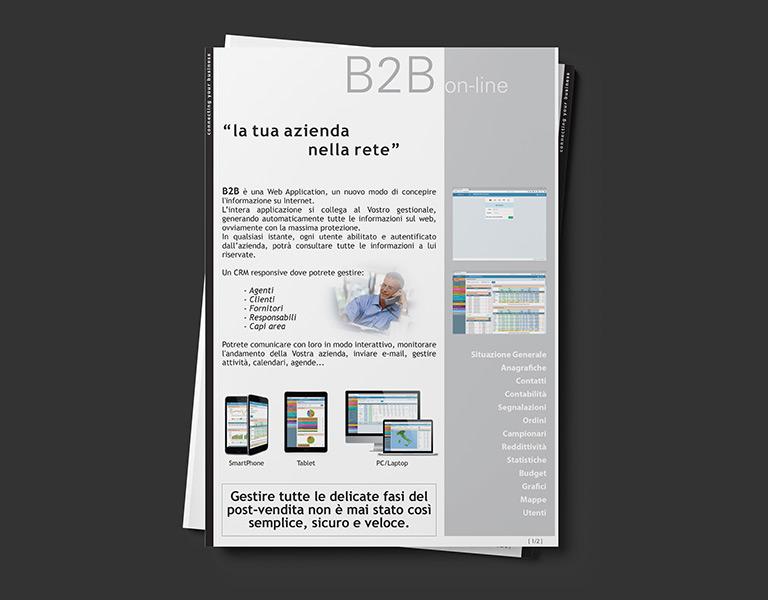 B2B on-line