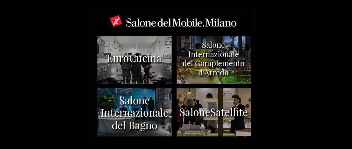 AL VIA IL SALONE DEL MOBILE 2016