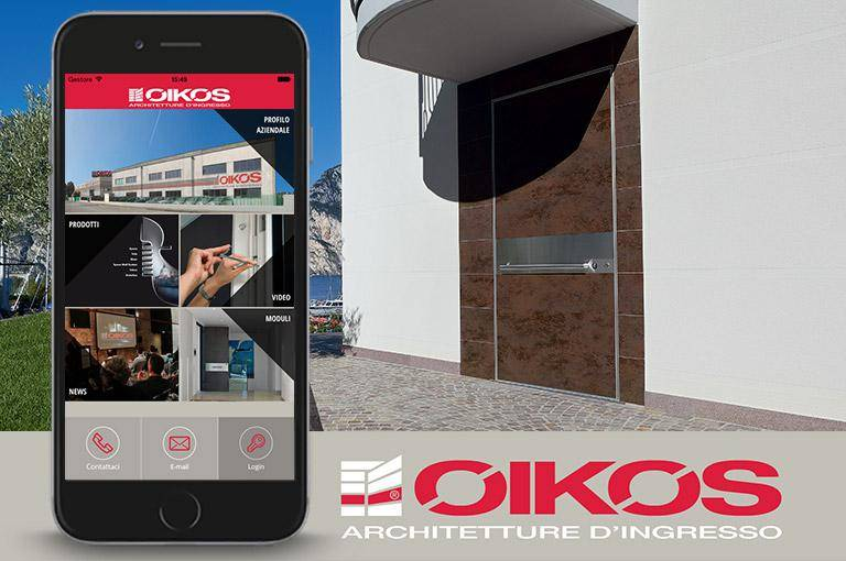 THE NEW OIKOS TECH APP ARE NOW AVAILABLE FOR APPLE AND ANDROID