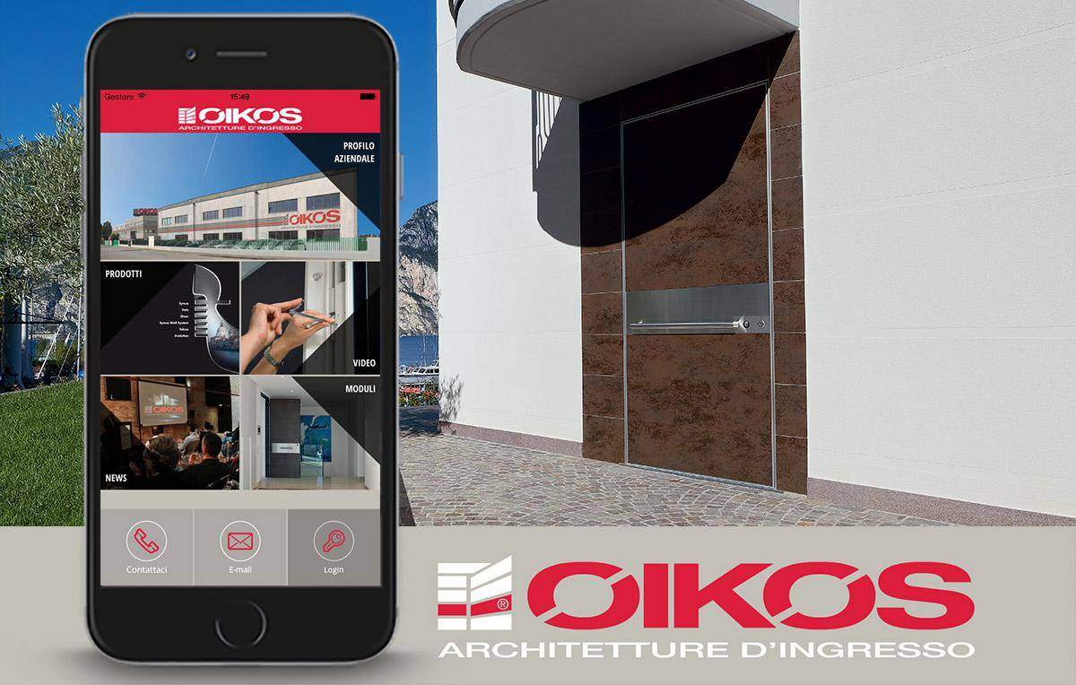 LE NUOVE APP OIKOS TECH SONO ORA DISPONIBILI PER APPLE E ANDROID