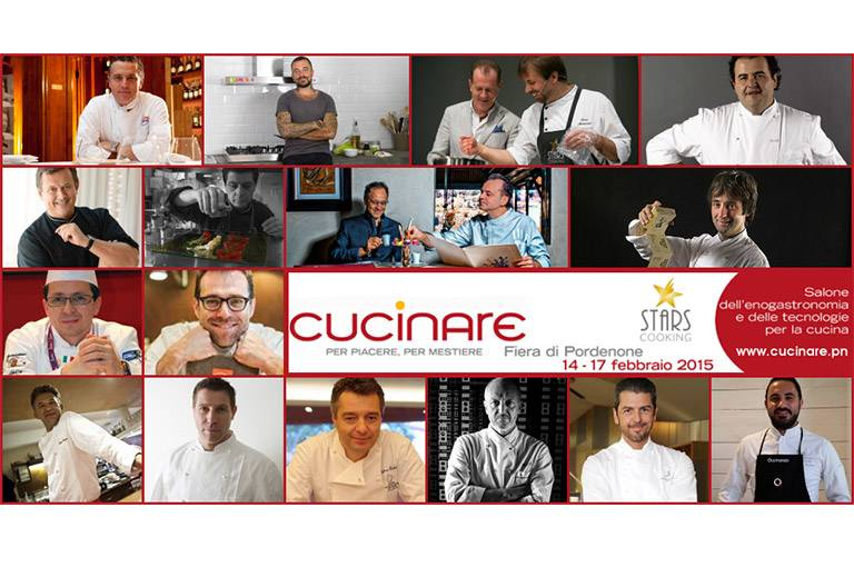 CUCINARE 2015, THE SUCCESS OF ITALIAN FOOD IN PORDENONE