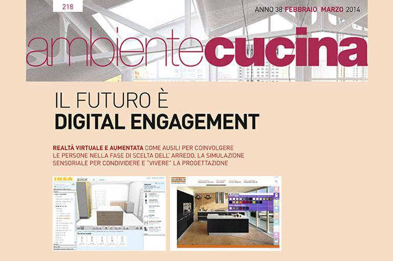 AMBIENTE CUCINA, THE FUTURE IS DIGITAL
