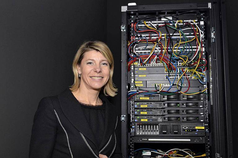 L'assessore Federica Seganti visita il Polo Tecnologico di Pordenone
