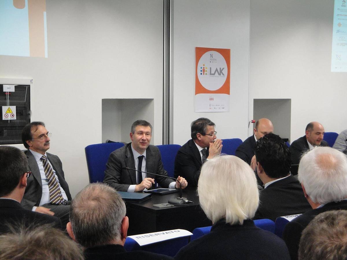 Friday 28th January 2012 - LAK Event at Polo Tecnologico di Pordenone