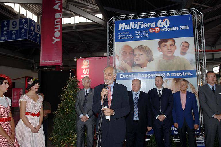 Mediastudio at the 'Multifiera' of Pordenone