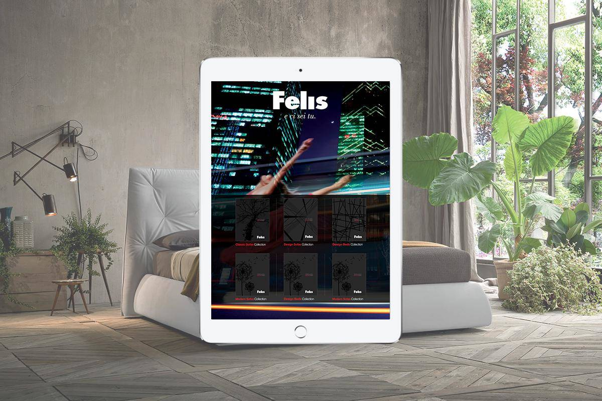 MEDIASTUDIO PRESENT THE NEW APP FOR FELIS