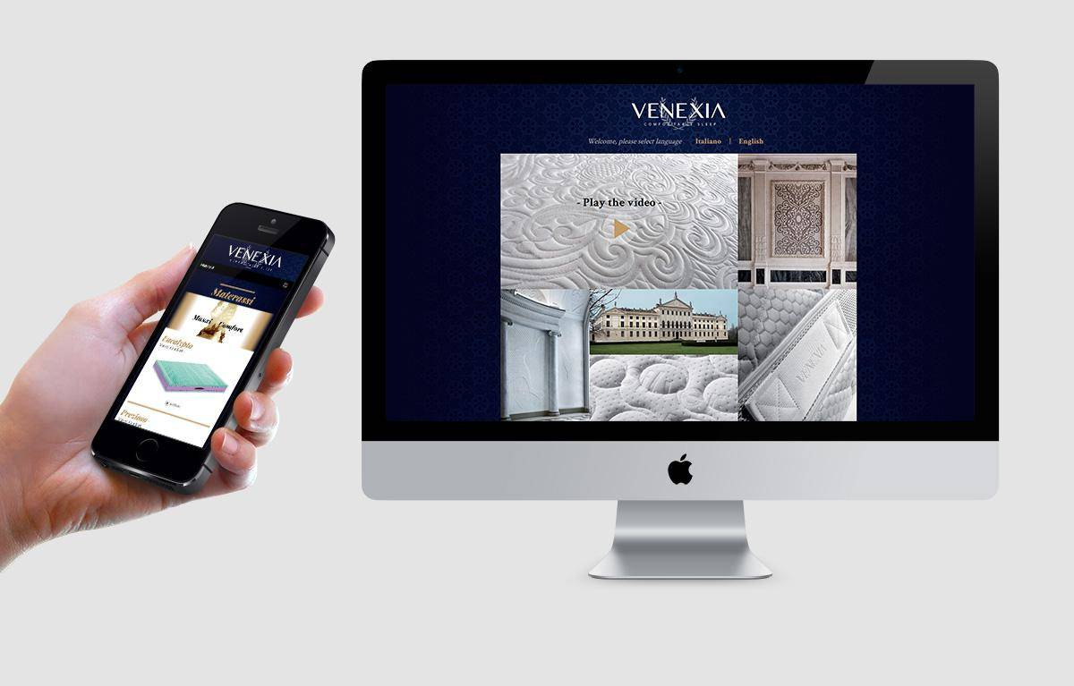 VENEXIA MATTRESS NEW WEBSITE IS ONLINE
