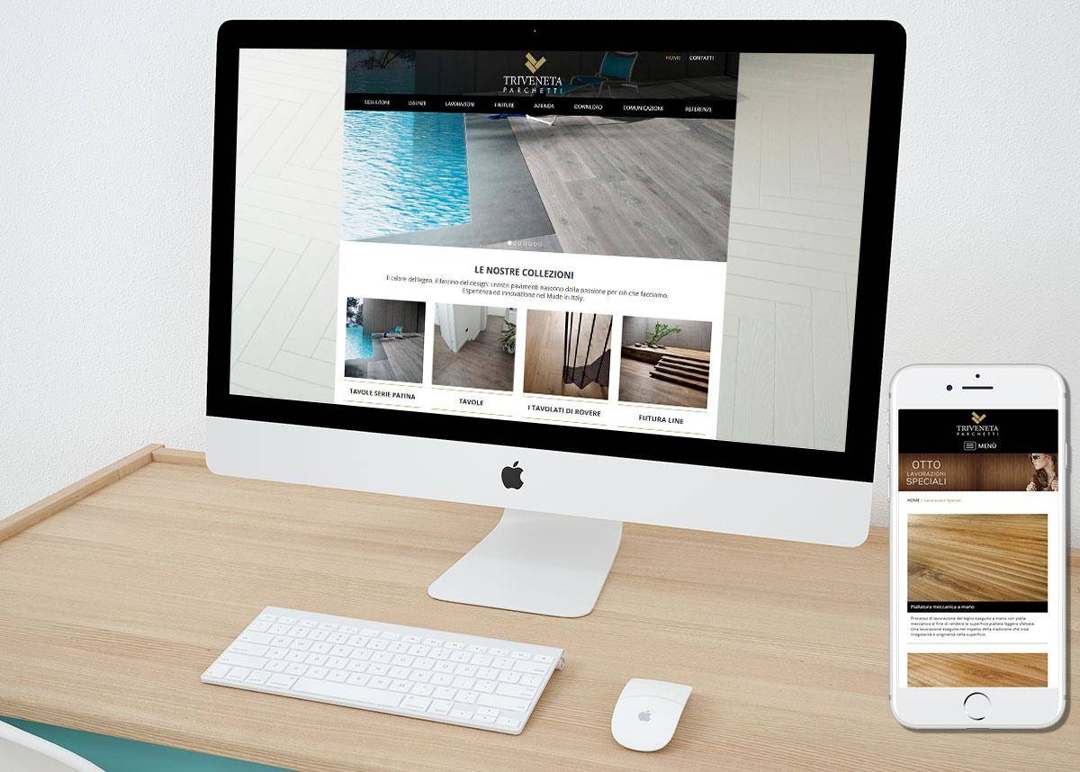 THE NEW TRIVENETA PARCHETTI WEBSITE IS AVAILABLE