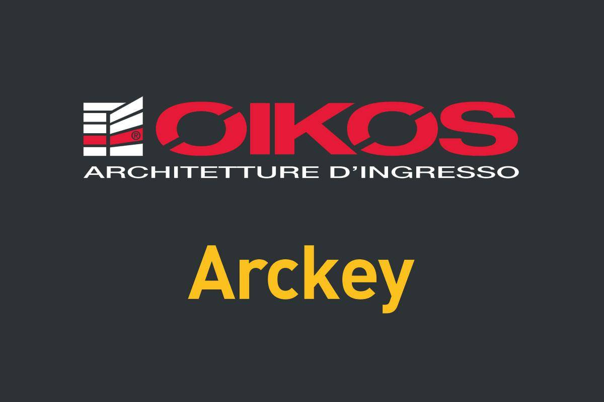 Arckey, the new system for managing opening doors by Oikos Venezia