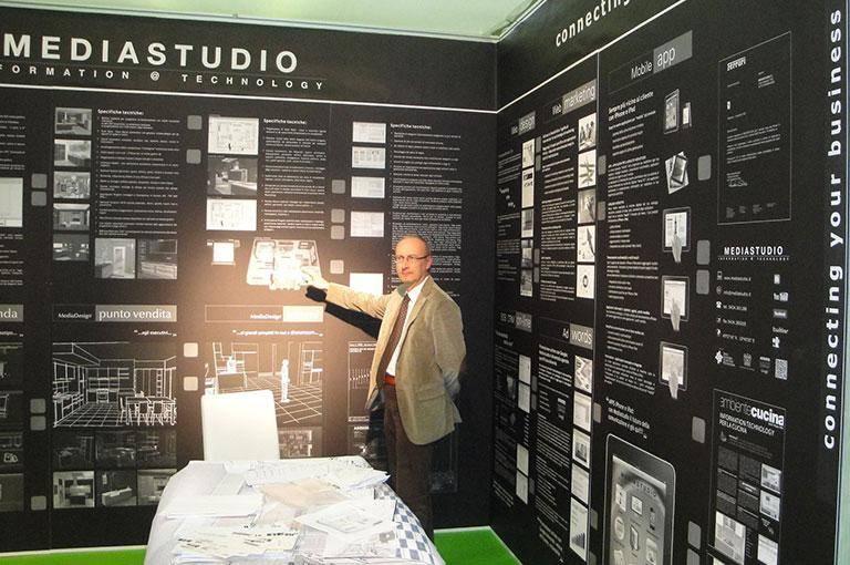 MEDIASTUDIO alla 18' edizione di Samulegno a 'Fiera Contatti'