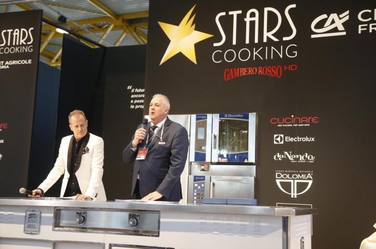 MEDIASTUDIO at Cucinare 2018