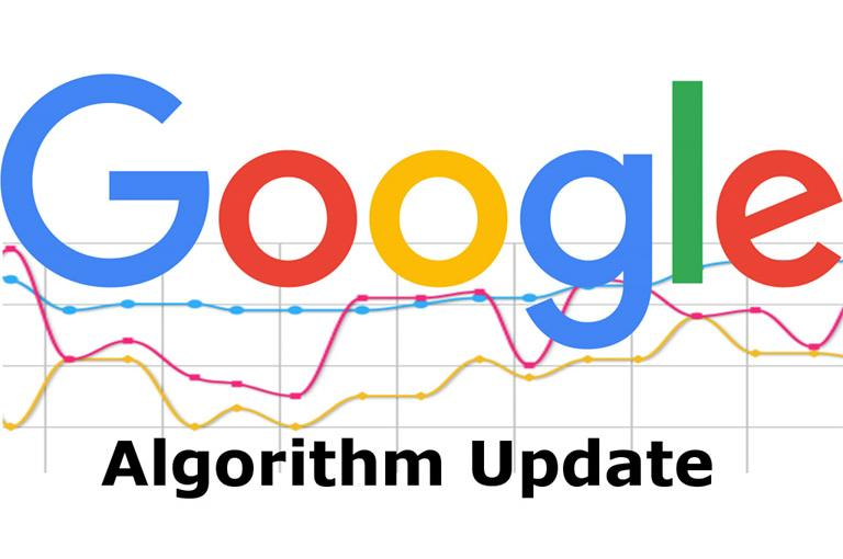 GOOGLE ALGORITHM UPDATE - MARCH 2018
