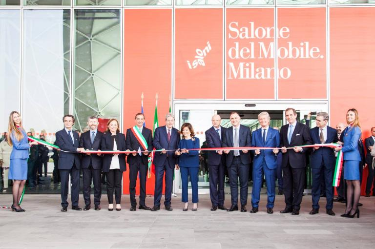 Mediastudio at the Salone del Mobile.Milano 2018