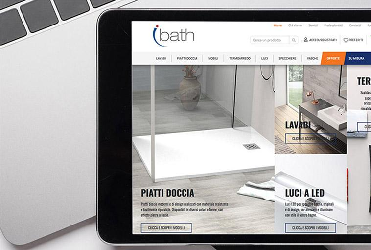 IBATH'S NEW E-COMMERCE PORTAL IS ONLINE
