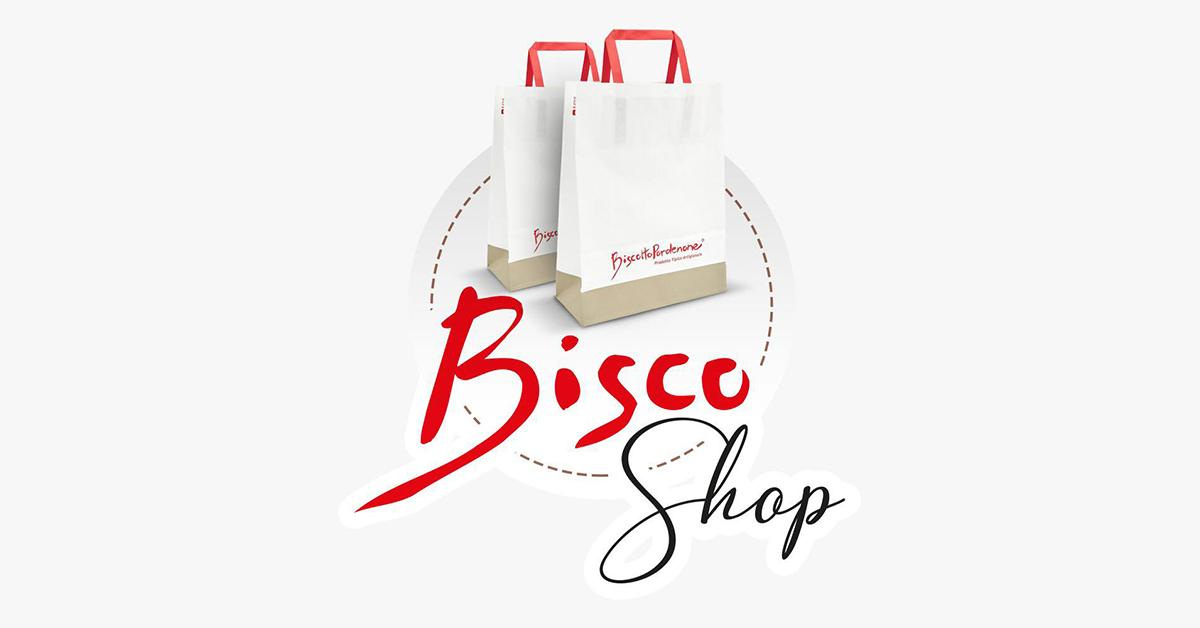 THE NEW BISCOSHOP E-COMMERCE