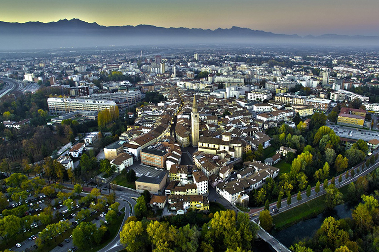 PORDENONE, the italian city where you live best.