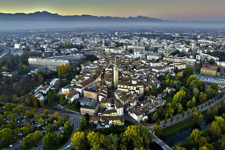 PORDENONE, la città italiana dove si vive meglio.