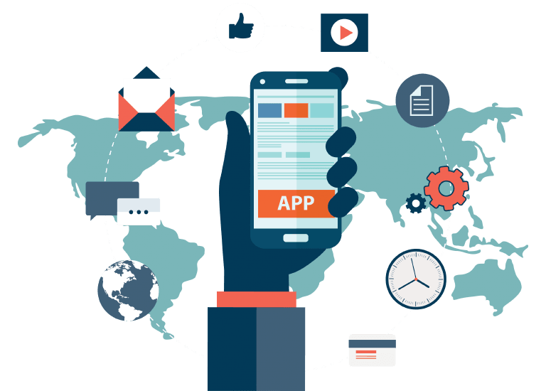 Applicazioni per smartphone e tablet